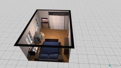 Raumgestaltung Schlafzimmer Spandauer Weg in der Kategorie Schlafzimmer