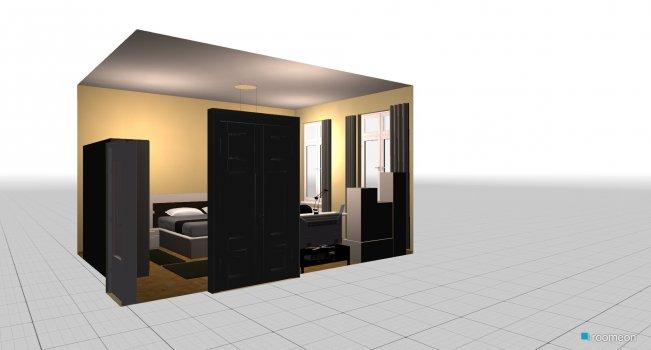 Raumgestaltung Schlafzimmer test in der Kategorie Schlafzimmer
