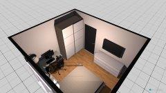 Raumgestaltung schlafzimmer tryout 1 in der Kategorie Schlafzimmer