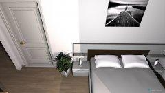 Raumgestaltung Schlafzimmer und Ankleide in der Kategorie Schlafzimmer