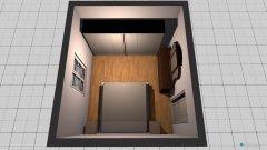 Raumgestaltung Schlafzimmer UW in der Kategorie Schlafzimmer