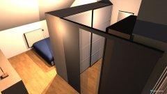 Raumgestaltung Schlafzimmer V2 in der Kategorie Schlafzimmer