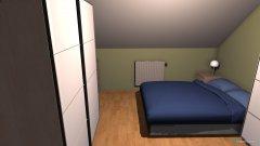 Raumgestaltung Schlafzimmer V3 in der Kategorie Schlafzimmer