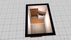 Raumgestaltung Schlafzimmer - Variante 1 in der Kategorie Schlafzimmer