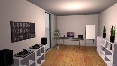 Raumgestaltung Schlafzimmer Variante 2 in der Kategorie Schlafzimmer