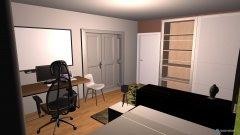 Raumgestaltung Schlafzimmer version 3 in der Kategorie Schlafzimmer