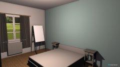 Raumgestaltung Schlafzimmer Versuch in der Kategorie Schlafzimmer