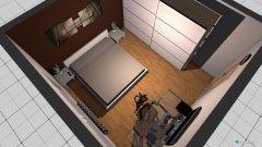 Raumgestaltung Schlafzimmer vol 1 in der Kategorie Schlafzimmer