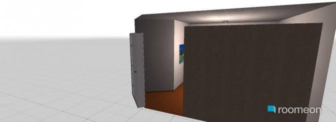 Raumgestaltung Schlafzimmer VU in der Kategorie Schlafzimmer