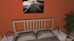Raumgestaltung Schlafzimmer White Dream in der Kategorie Schlafzimmer
