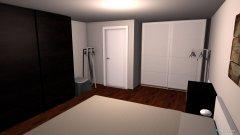 Raumgestaltung Schlafzimmer Wiesel in der Kategorie Schlafzimmer