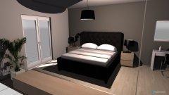 Raumgestaltung Schlafzimmer WW in der Kategorie Schlafzimmer