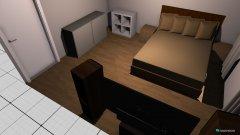 Raumgestaltung Schlafzimmer111 in der Kategorie Schlafzimmer