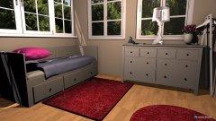 Raumgestaltung Schlafzimmer2.0 in der Kategorie Schlafzimmer