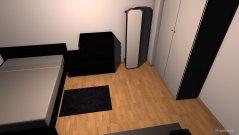 Raumgestaltung Schlafzimmer3 in der Kategorie Schlafzimmer