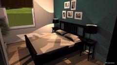 Raumgestaltung <Schlafzimmer in der Kategorie Schlafzimmer