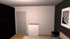 Raumgestaltung Schlafzimmer_Blücherstraße in der Kategorie Schlafzimmer