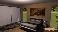 Raumgestaltung Schlafzimmer_fertig :) in der Kategorie Schlafzimmer