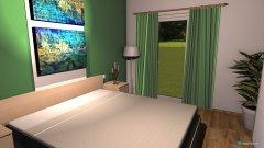 Raumgestaltung Schlafzimmer_KlöPla in der Kategorie Schlafzimmer