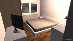 Raumgestaltung Schlafzimmer_Nordstr in der Kategorie Schlafzimmer