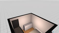 Raumgestaltung Schlafzimmer_opt3 in der Kategorie Schlafzimmer