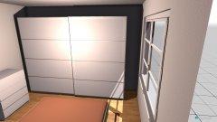 Raumgestaltung Schlafzimmer_opt4 in der Kategorie Schlafzimmer