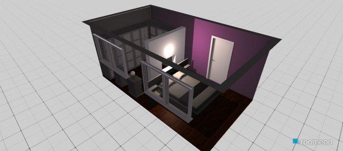 Raumgestaltung SchlafzimmerAgi in der Kategorie Schlafzimmer