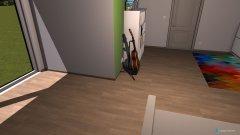 Raumgestaltung SchlafzimmerBL in der Kategorie Schlafzimmer