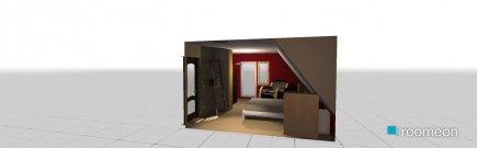 Raumgestaltung Schlafzimmerentwurf in der Kategorie Schlafzimmer