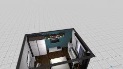 Raumgestaltung SchlafzimmerJ in der Kategorie Schlafzimmer