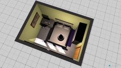 Raumgestaltung Schlafzimmerplanung in der Kategorie Schlafzimmer