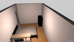 Raumgestaltung SchlafzimmerWohnzimmer Peter John in der Kategorie Schlafzimmer