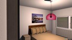 Raumgestaltung Schlafzimmmer in der Kategorie Schlafzimmer