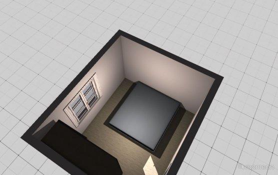 Raumgestaltung Schlafzimmrt in der Kategorie Schlafzimmer