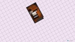 Raumgestaltung Schlarf Zimmer in der Kategorie Schlafzimmer