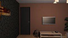 Raumgestaltung Schlarfzimmer Wooden Dream in der Kategorie Schlafzimmer