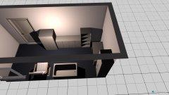 Raumgestaltung Schlazi II in der Kategorie Schlafzimmer