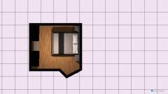 Raumgestaltung SchlaZi2 in der Kategorie Schlafzimmer