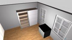 Raumgestaltung SchlaZi_LeubenerStr in der Kategorie Schlafzimmer