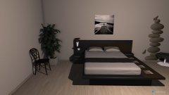Raumgestaltung Schlotzau in der Kategorie Schlafzimmer