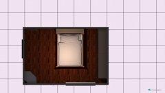 Raumgestaltung Schlz2 in der Kategorie Schlafzimmer