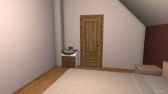 Raumgestaltung Schola Schlafzimmer in der Kategorie Schlafzimmer