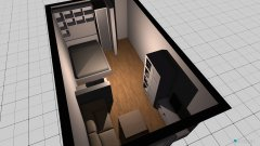 Raumgestaltung Schwabing in der Kategorie Schlafzimmer