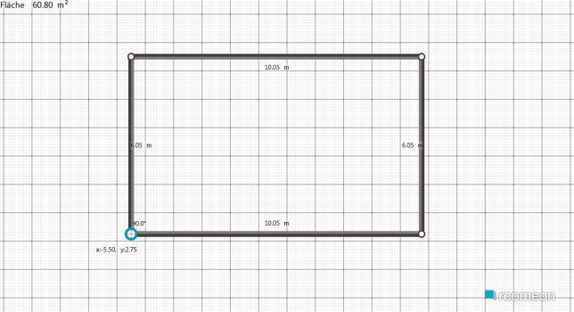 Raumgestaltung Schwimmbad in der Kategorie Schlafzimmer