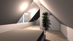 Raumgestaltung sclaf in der Kategorie Schlafzimmer