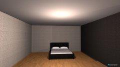 Raumgestaltung sclafzimmer in der Kategorie Schlafzimmer