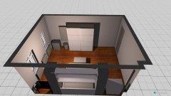 Raumgestaltung sclfzimmer in der Kategorie Schlafzimmer
