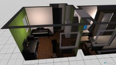 Raumgestaltung Sebas Zimmer in der Kategorie Schlafzimmer