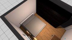 Raumgestaltung Sebi Zimmer in der Kategorie Schlafzimmer