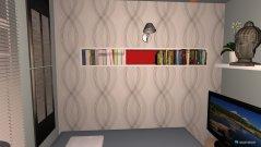Raumgestaltung Second Bedroom in der Kategorie Schlafzimmer